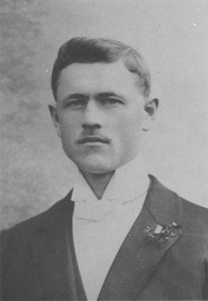 004 -- 1933 Kaiser Johann Kordes