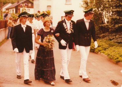 056 -- 1981 Jungkoenig Hans Guenter Sasse