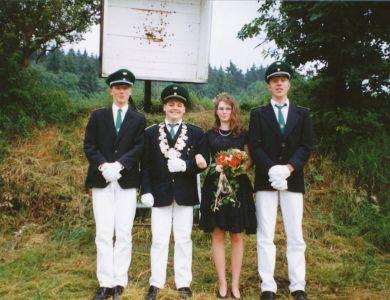 086 -- 1995 Jungkoenig Steffen Wulf
