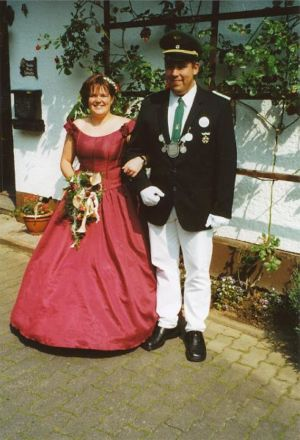 100 -- 2001 Koenig Mario Schulte